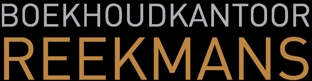 logo boekhoudkantoor reekmans